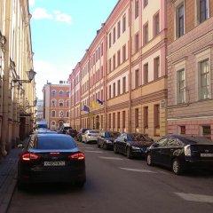 Отель Longo On Bolshaya Konyushennaya Санкт-Петербург парковка