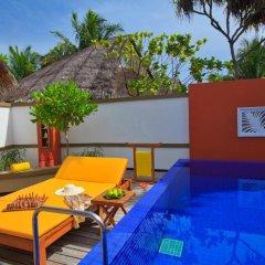 Отель Angsana Velavaru 5* Вилла с различными типами кроватей