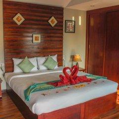 Отель The Hip Resort @ Khao Lak 3* Вилла с различными типами кроватей фото 16