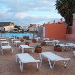 Отель Castillo Playa бассейн