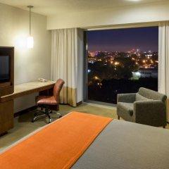 Отель Real Inn Guadalajara Expo 4* Номер Делюкс с различными типами кроватей