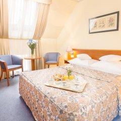 Best Western Prima Hotel Wroclaw 4* Стандартный номер с двуспальной кроватью фото 2