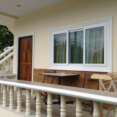 Отель Wattana Bungalow Улучшенный номер с различными типами кроватей фото 5