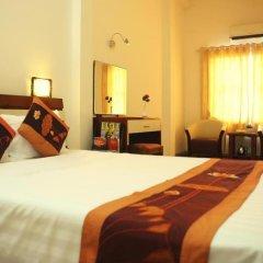 Hanoi Little Center Hotel 3* Номер Делюкс разные типы кроватей фото 5