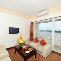 Century Riverside Hotel Hue 4* Люкс с различными типами кроватей фото 5
