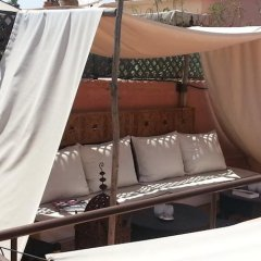 Отель Riad Azza Марокко, Марракеш - отзывы, цены и фото номеров - забронировать отель Riad Azza онлайн балкон