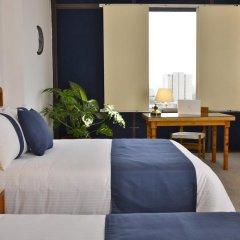 Hotel Misión Guadalajara Carlton 3* Стандартный номер с различными типами кроватей фото 4