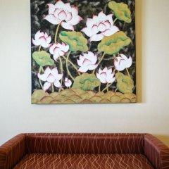 Отель Andaman White Beach Resort 4* Номер Делюкс с двуспальной кроватью фото 8