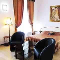 Престиж Центр Отель 3* Стандартный номер с различными типами кроватей фото 10