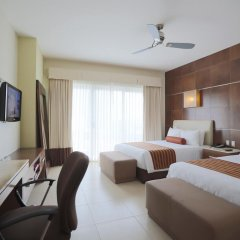 Отель Krystal Urban Cancun комната для гостей фото 4