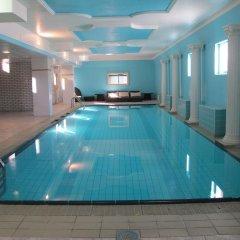 Отель Scandic Valdres бассейн