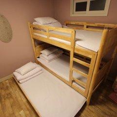 Отель Unni House 2* Стандартный номер с различными типами кроватей фото 5