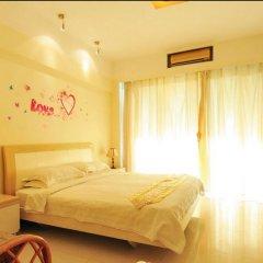 Апартаменты Fenghuang Rujia Holiday Apartments - Sanya Bay Branch комната для гостей фото 5