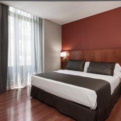 Отель Catalonia Puerta del Sol 4* Стандартный номер с двуспальной кроватью фото 2