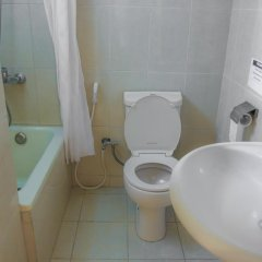 Отель Cleopetra Hotel Иордания, Вади-Муса - отзывы, цены и фото номеров - забронировать отель Cleopetra Hotel онлайн ванная фото 2