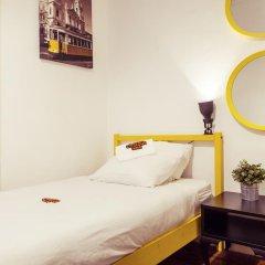 Lisbon Chillout Hostel Privates Стандартный номер с 2 отдельными кроватями фото 4
