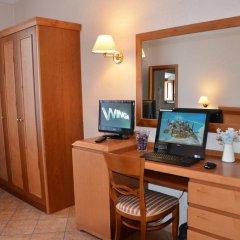 Hotel Mia Cara 3* Стандартный номер с различными типами кроватей фото 23