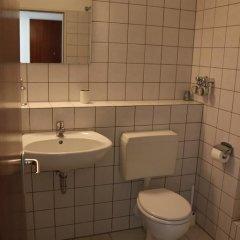 Отель Ferienwohnung nähe Uniklinik ванная