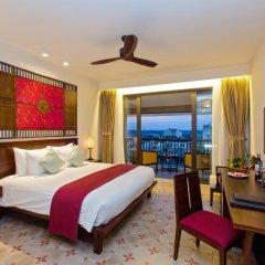 Hoi An River Town Hotel 4* Номер Делюкс с различными типами кроватей фото 6