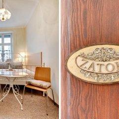 Апартаменты Lion Apartments - Sopockie Klimaty Сопот интерьер отеля