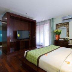 Отель Green Heaven Hoi An Resort & Spa 4* Люкс Премиум фото 10