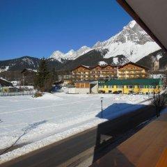 Отель Appartements Ramsau am Dachstein балкон