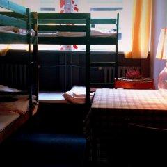 WDj Hostel Кровать в общем номере с двухъярусной кроватью фото 5
