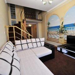 Гостиница Фонтан комната для гостей фото 4