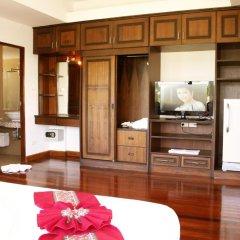 Отель Chaweng Lakeview Condotel 3* Студия с различными типами кроватей