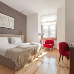 Отель Feels Like Home Rossio Prime Suites 4* Люкс фото 15