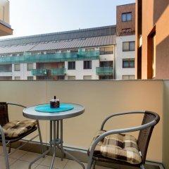 Апартаменты Sun Resort Apartments Студия Делюкс с различными типами кроватей фото 20