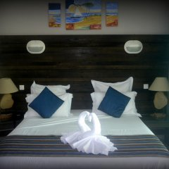 Отель Hôtel Bois Joli комната для гостей фото 3