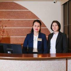 Отель Sary Arka Павлодар интерьер отеля