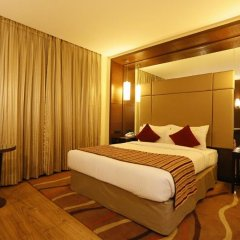 Отель City Park Airport 3* Представительский номер с различными типами кроватей фото 8