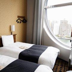 APA Hotel Nihombashi-Hamachoeki - Minami 3* Стандартный номер с 2 отдельными кроватями фото 12