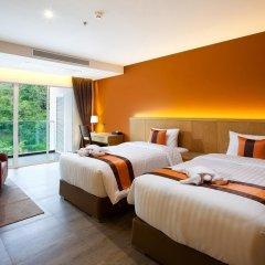 Отель Balihai Bay Pattaya 3* Номер Делюкс с различными типами кроватей фото 18