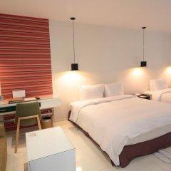 Grammos Hotel 3* Номер Делюкс с различными типами кроватей фото 4