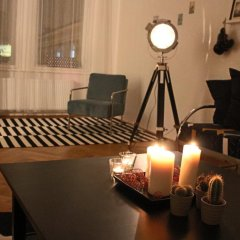 Отель JustPrague Apartment - Castle view Чехия, Прага - отзывы, цены и фото номеров - забронировать отель JustPrague Apartment - Castle view онлайн интерьер отеля фото 2