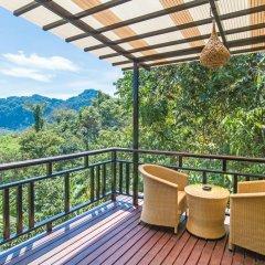 Отель Aonang Fiore Resort 4* Вилла с различными типами кроватей