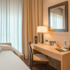 Отель SH Valencia Palace 5* Стандартный номер с различными типами кроватей фото 3