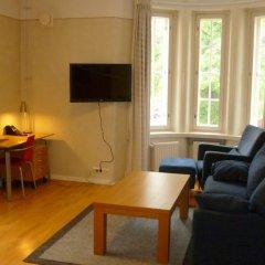 Отель Hellsten Helsinki Parliament 3* Улучшенная студия с разными типами кроватей фото 11