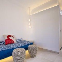 Art Hotel Santorini 4* Люкс с различными типами кроватей фото 3