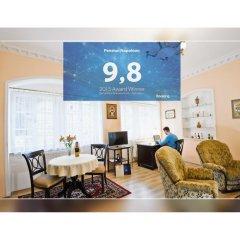 Отель Pension Napoleon Чехия, Карловы Вары - отзывы, цены и фото номеров - забронировать отель Pension Napoleon онлайн интерьер отеля