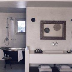 Отель Santo Maris Oia, Luxury Suites & Spa 5* Полулюкс с двуспальной кроватью фото 28