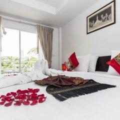 Отель Silver Resortel Номер Делюкс с двуспальной кроватью фото 5