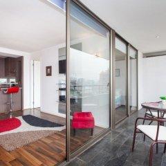 Отель myLUXAPART Las Condes Апартаменты с различными типами кроватей фото 6