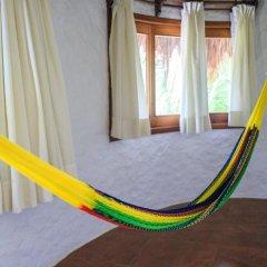 Отель Las Nubes de Holbox 3* Бунгало с различными типами кроватей фото 3