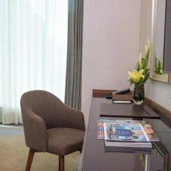 Отель Lancaster Bangkok 5* Номер Делюкс с различными типами кроватей фото 5