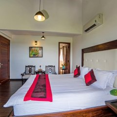 Отель Hoang Dao Villa 3* Номер Делюкс с двуспальной кроватью фото 13