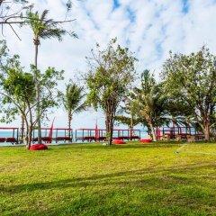 Отель Beach Republic, Koh Samui спортивное сооружение